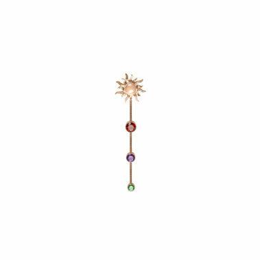 Boucle d'oreille Rainbow Soleil Prism