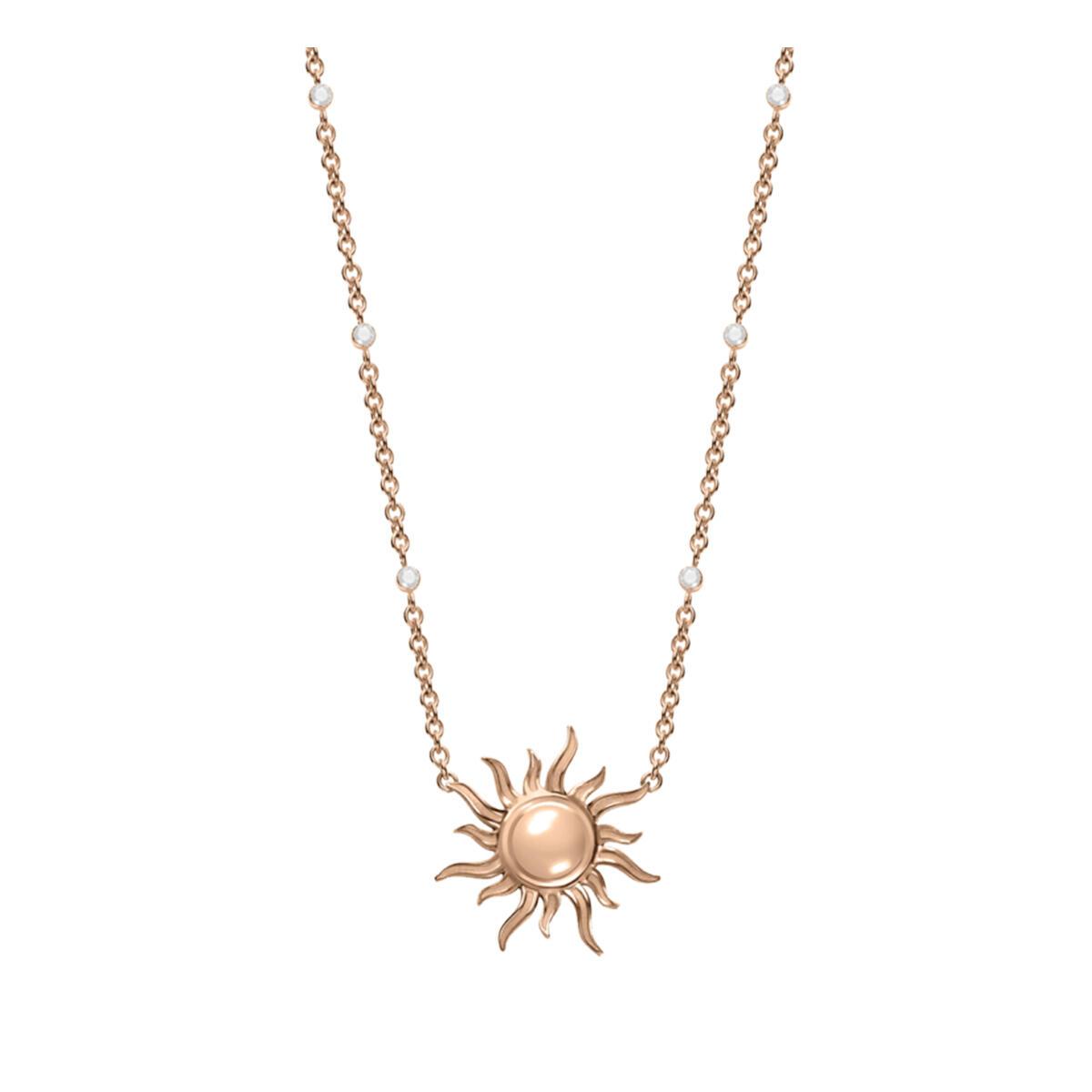 Collier Soleil Diamant