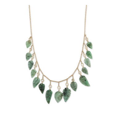 Collier Shaker Feuille