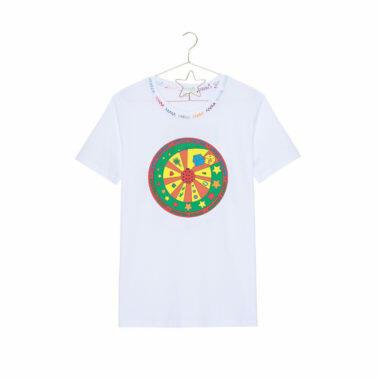 Lucky tee-shirt – White