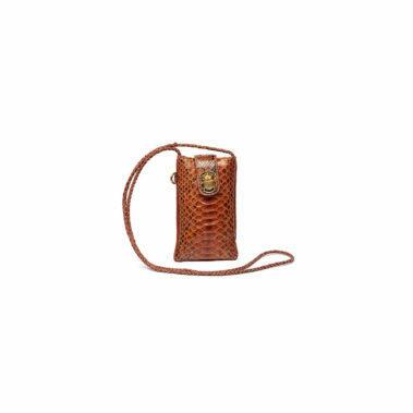 Phone Bag Python Marcus Moka