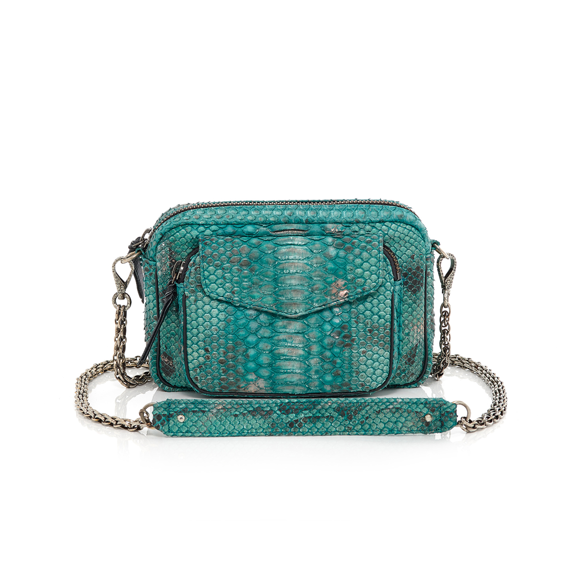 Bag Python Charly Aqua