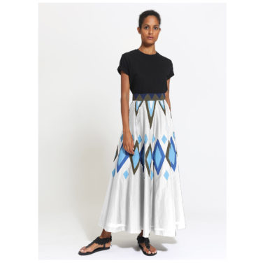 Embroderied Stella Skirt