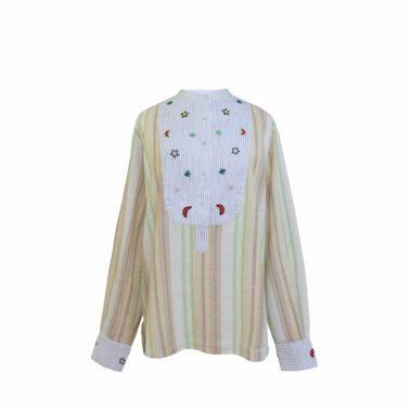 Shirt – Yellow/Camel