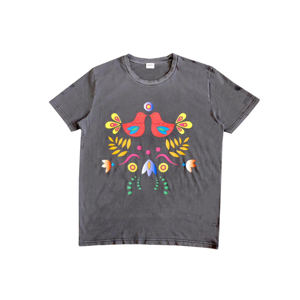 Karma T-Shirt – Black