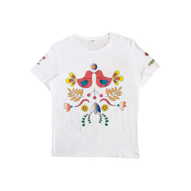 Karma T-Shirt – White