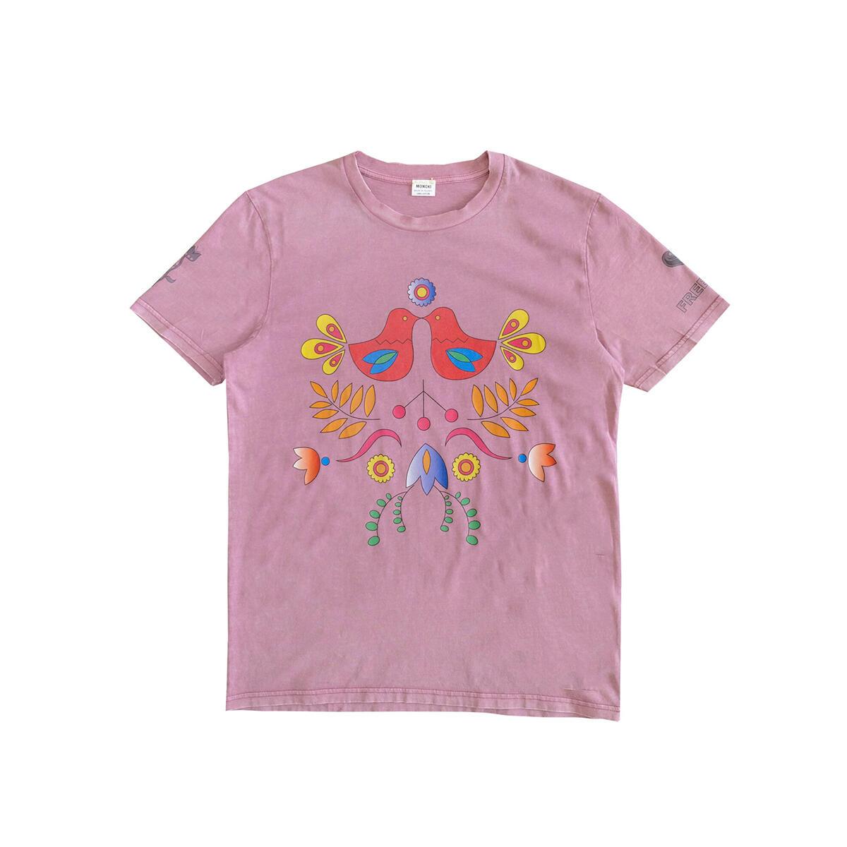 Karma T-Shirt – Violet
