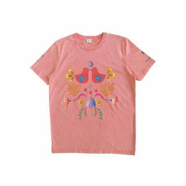 Karma T-Shirt – Pink