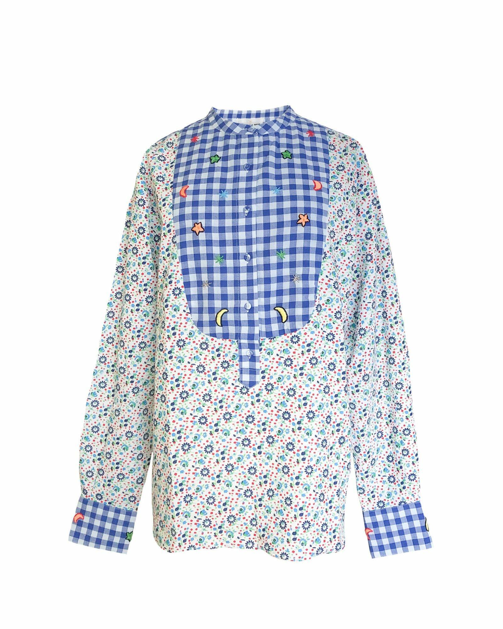 Vichy Floral Shirt