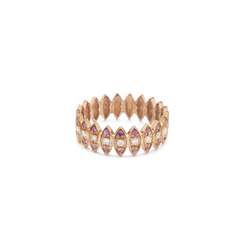 Pink Amanda Ring