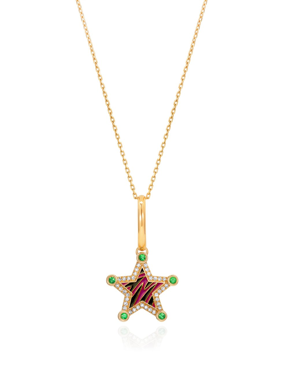 Show and Tell – Ready 2 embrace mini pendant