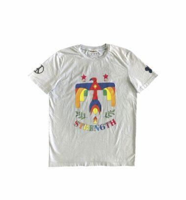 Peace Maker T-Shirt – Blue