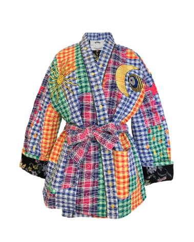 Kimono In Stars We Trust x Marie Lichtenberg