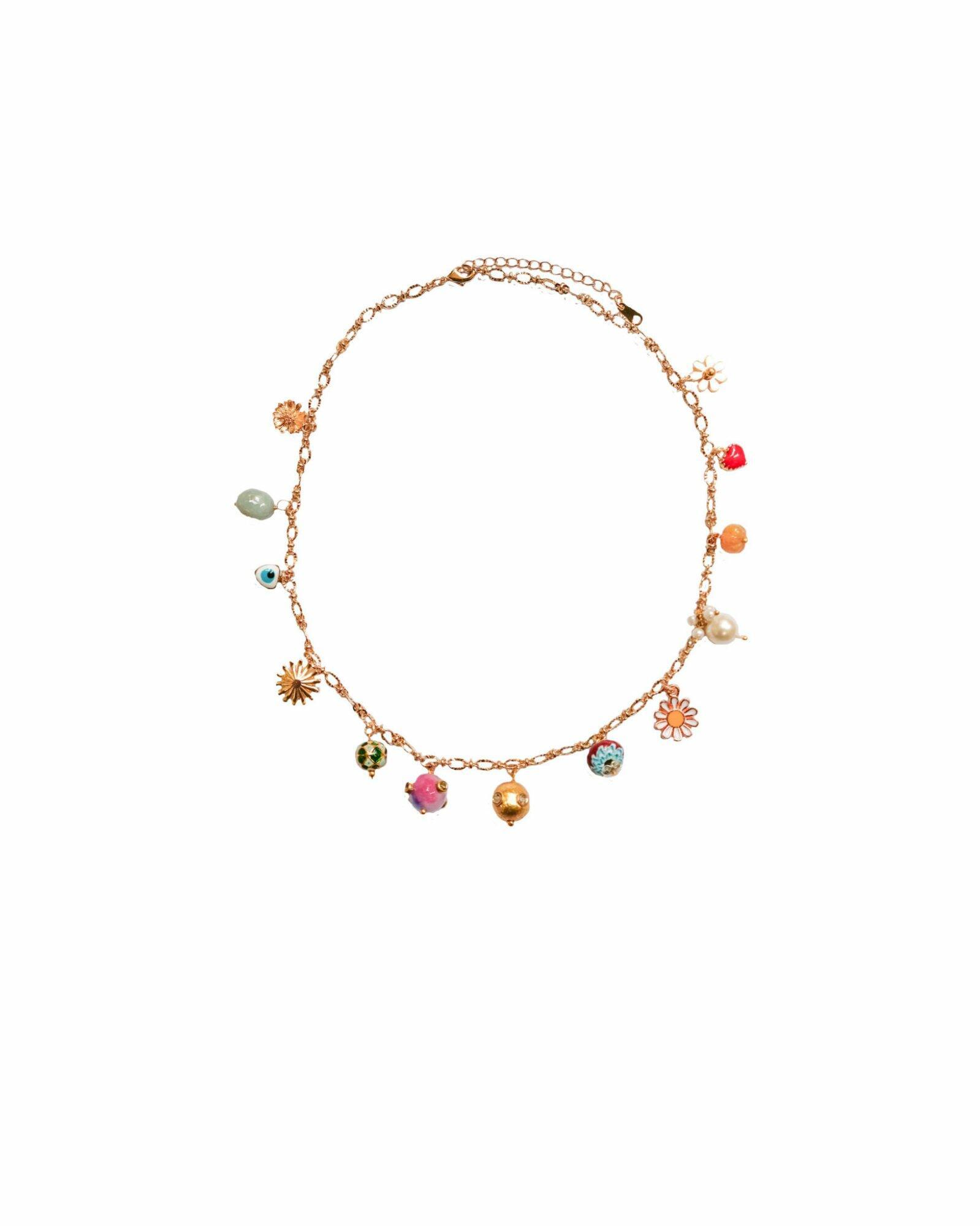 Gris Gris Short Chain Necklace