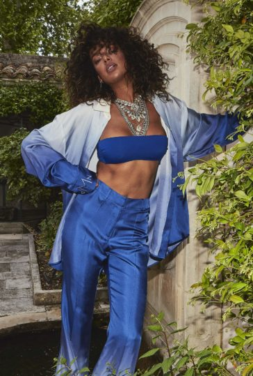 Blue Sunrise Paula Trousers