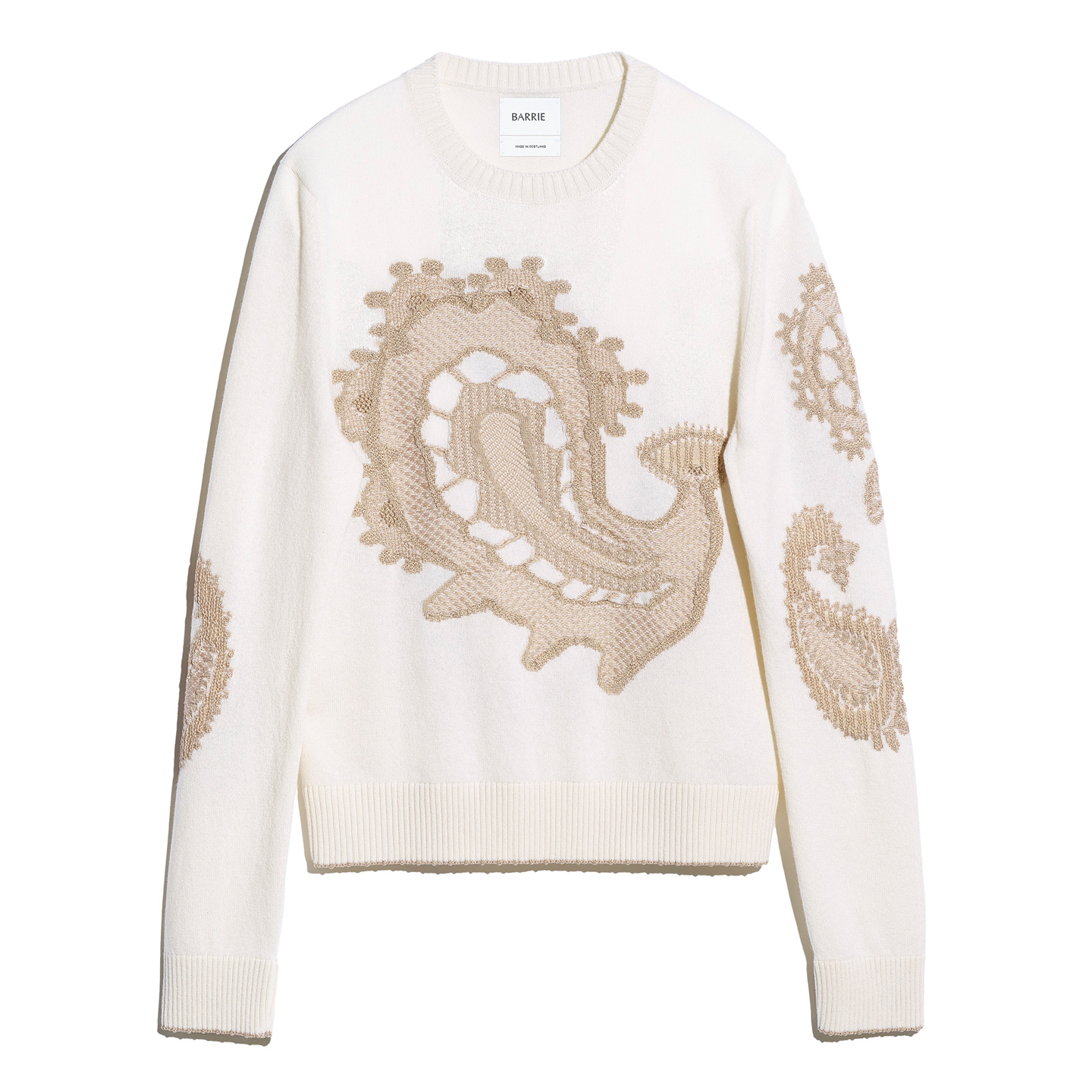 Paisley Pullover