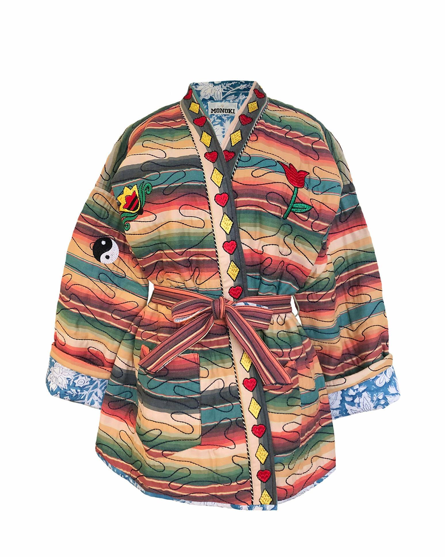 Santa Fe Kimono