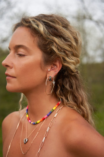 Rainbow Turquoises Necklace