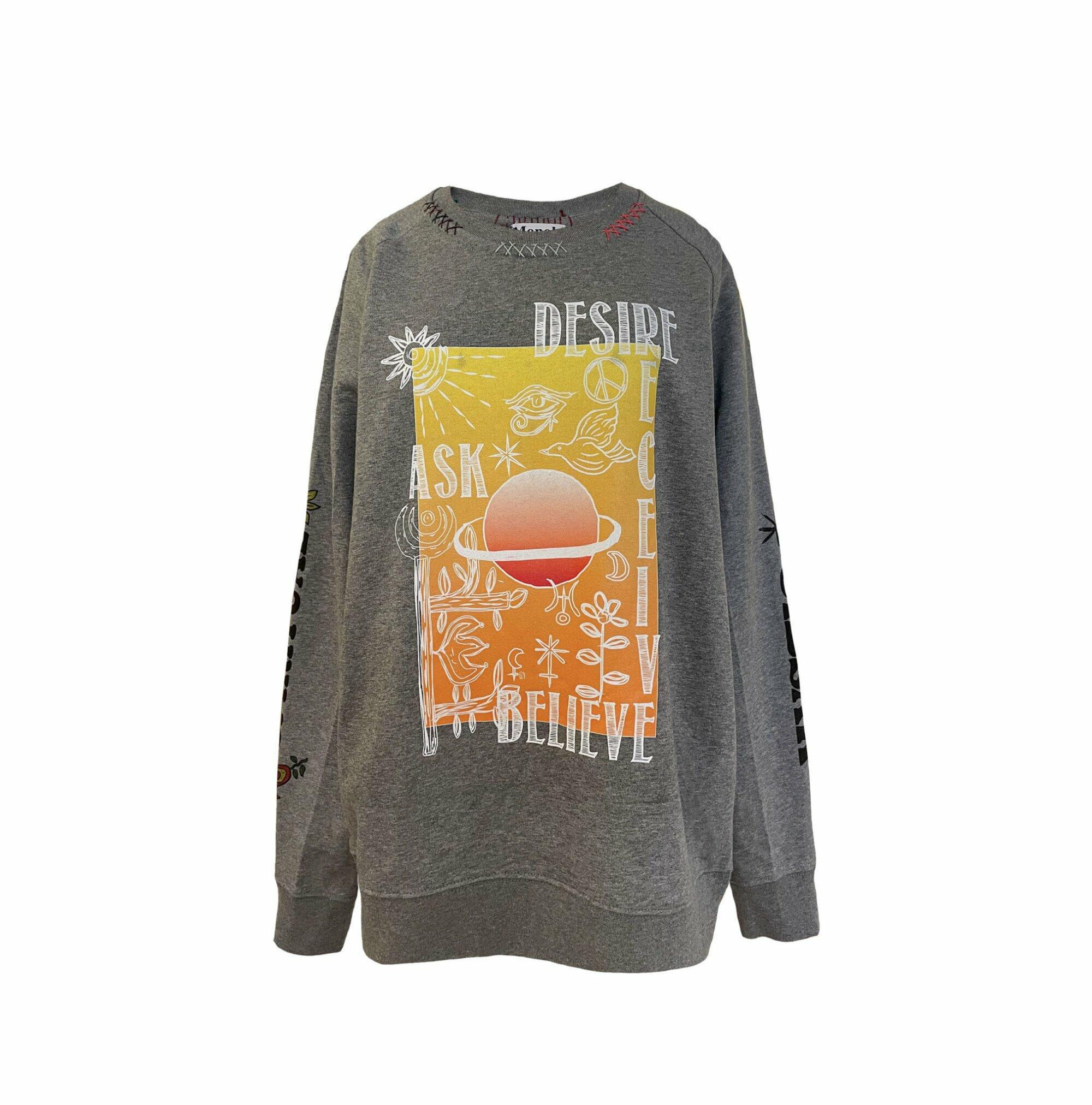 Sweatshirts Desire – Grey