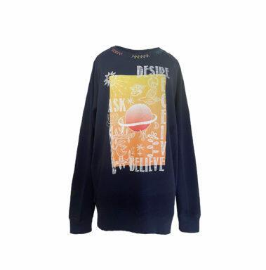 Sweatshirts Desire – Blue