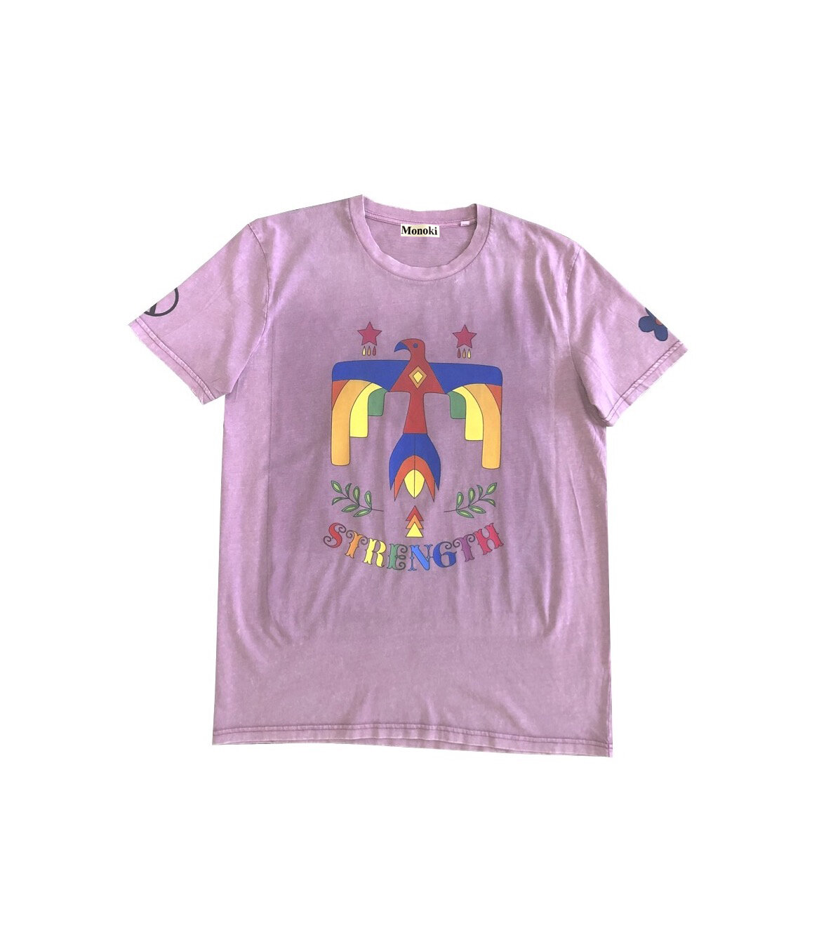 Peacemaker T-Shirt – Purple